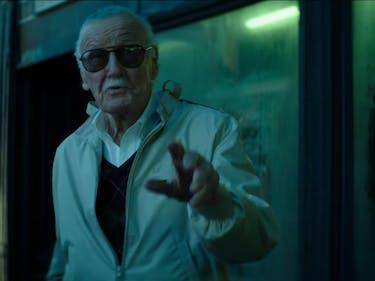 Stan Lee Thanks Ryan Reynolds for the Full 'Deadpool 2' Teaser
