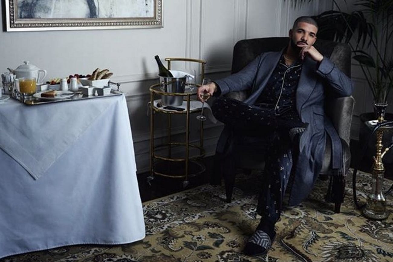 Why Are There Only 8 Tech Lyrics on Drake's 'Views'? | Inverse