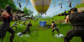 'Fortnite' could get a game mode for players that prefer looting to killing.