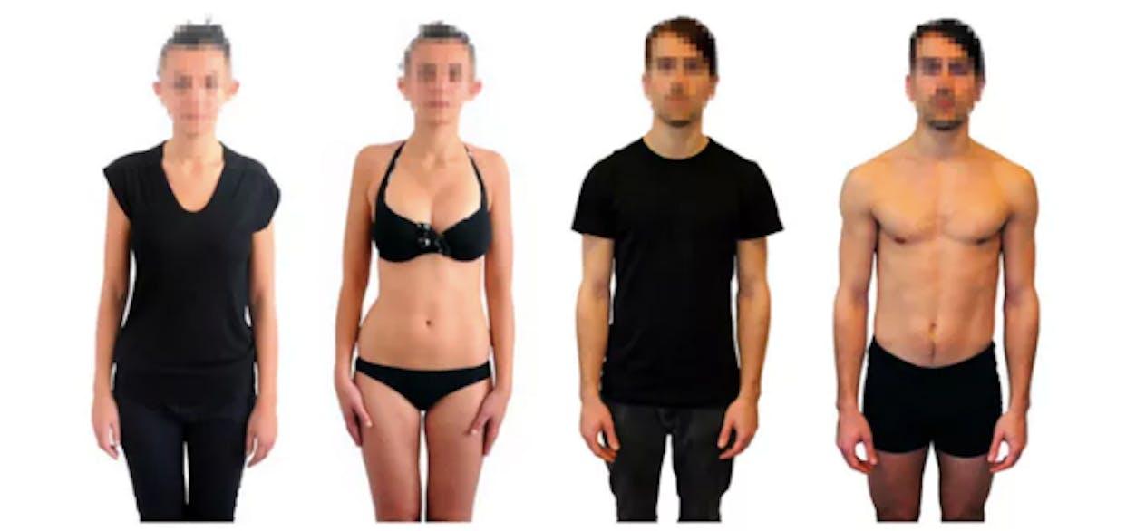 neutrali poses objectification