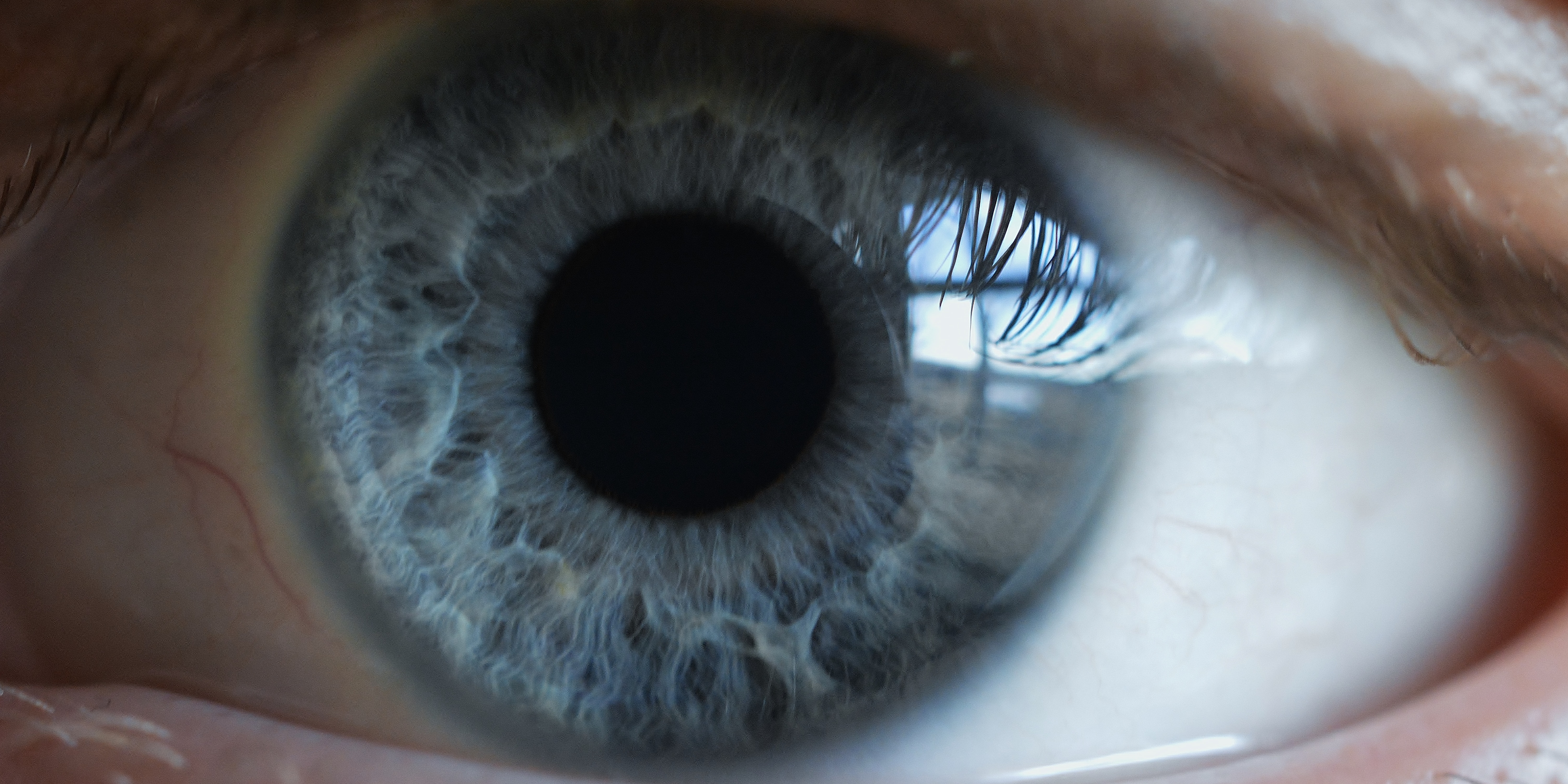 """Samsung Invents """"Black Mirror"""" Contact Lenses That Live-Stream Your Life"""