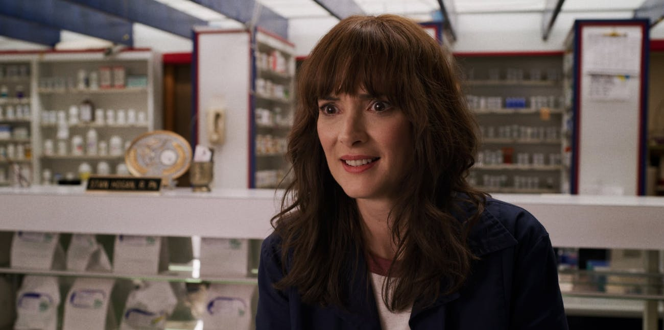 Joyce Byers in 'Stranger Things'