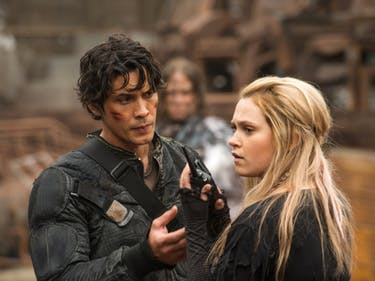 Clarke And Bellamy Will Go Full Bellarke in 'The 100'  Season 4