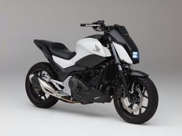 Honda Made a Motorcycle That Literally Won't Let You Down