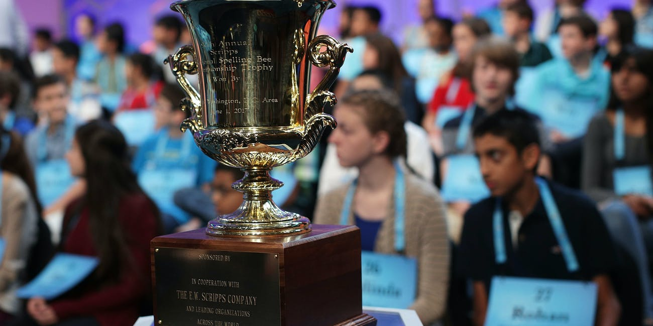 2017 Scripps National Spelling Bee, Education, Competition, Winners, Sports