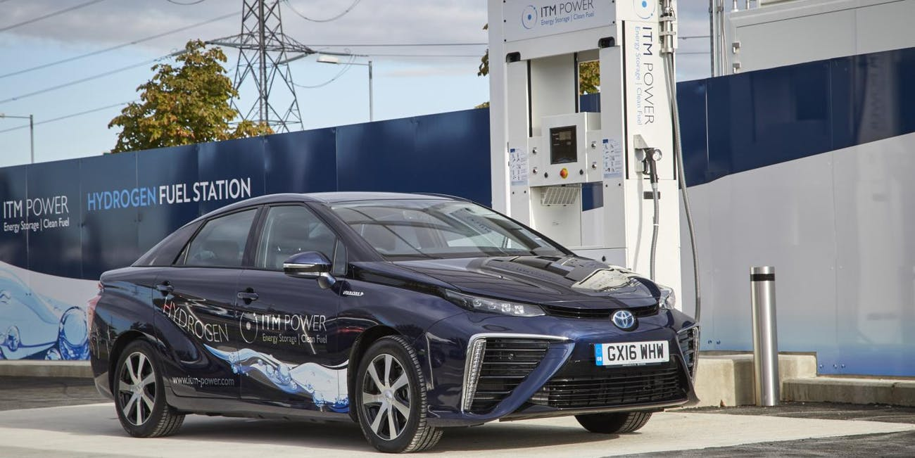Electric Cars Could Get Way Er As Researchers Design Better Fuel Cells