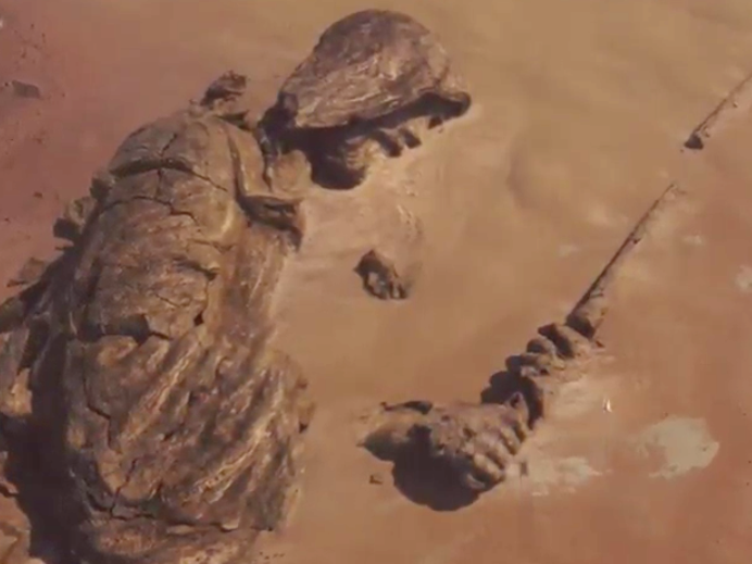 Everything We Know About That Jedi Statue in 'Rogue One'