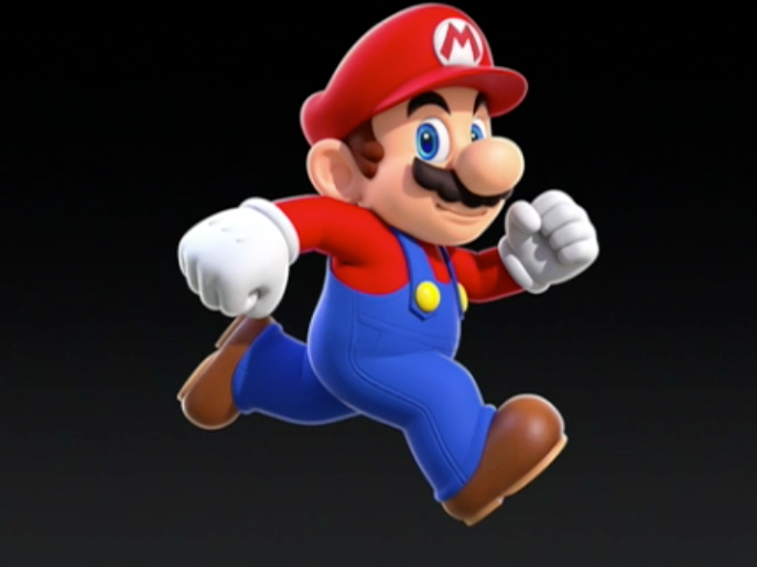 Apple and Nintendo Just Revealed Mario is Coming to iPhone