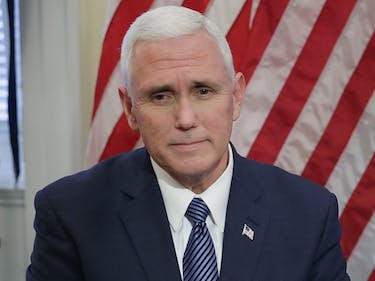 Mike Pence Looks Like a 'Jonny Quest' Character