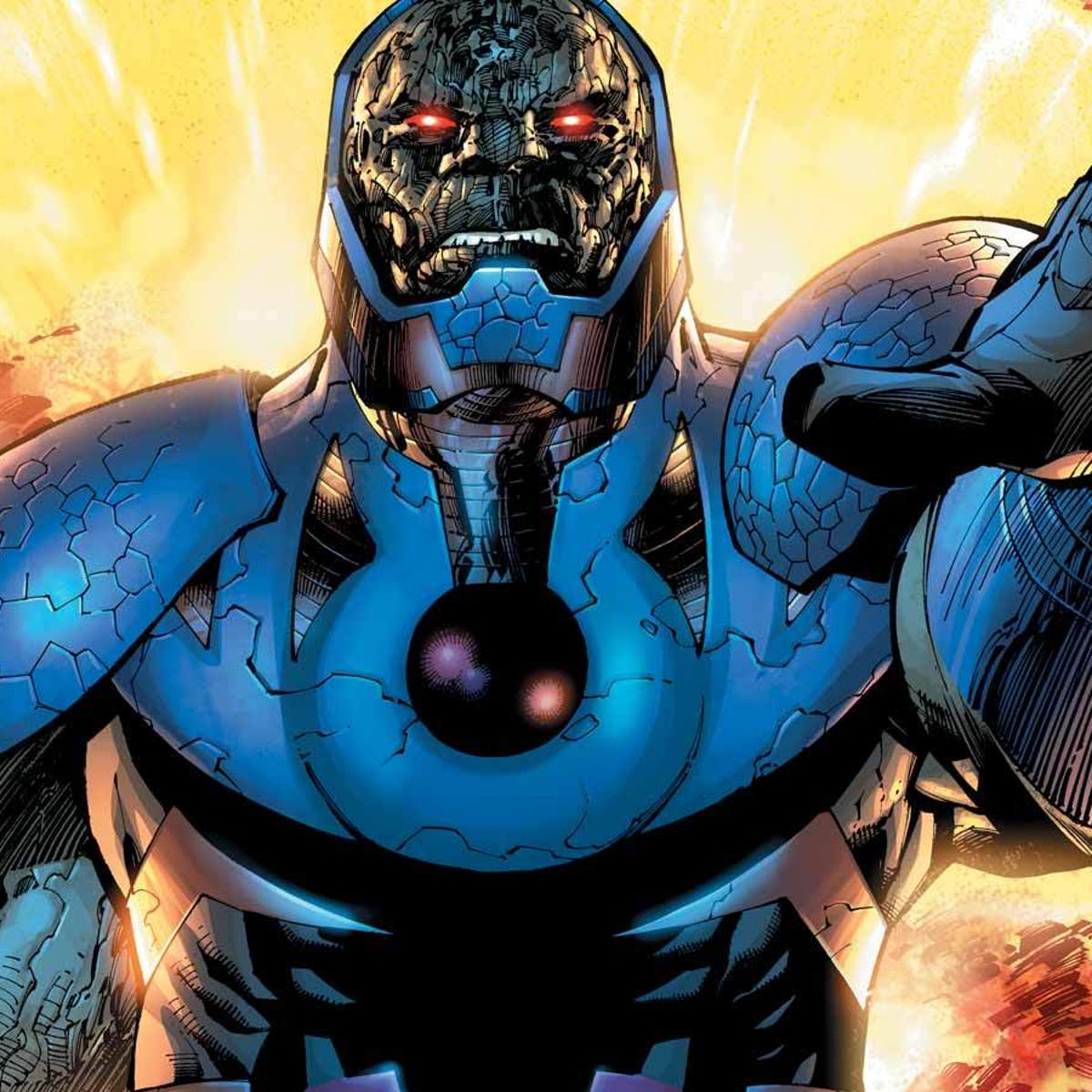 New Snyder Cut photo reveals Darkseid's epic 'Justice League' face-off