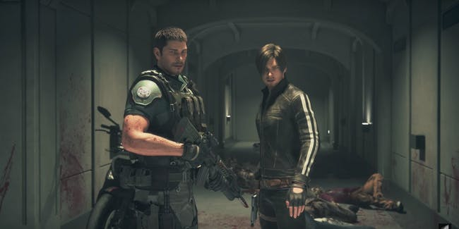 Resident Evil Spin-Off Zombies Blood Gun Fu