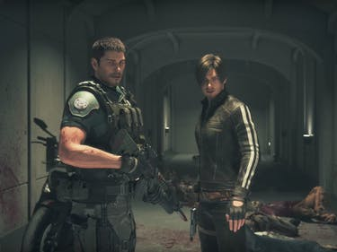 The 'Resident Evil' Spin-Off Movie Will Be Full of Blood and Gun Fu