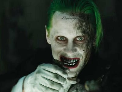 Joker and Harley's 'Suicide Squad' Tattoos Tell a Hidden Story, Says Director David Ayer