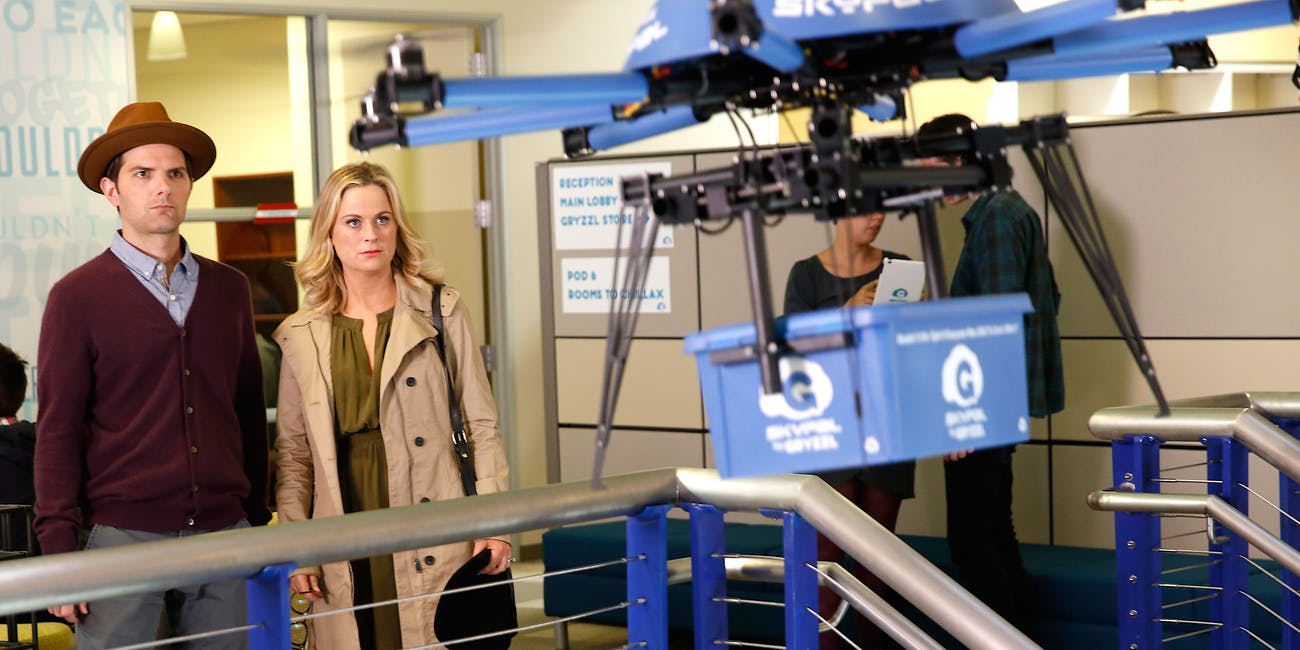 Silicon Valley' finale cameo creates a 'Parks and Rec