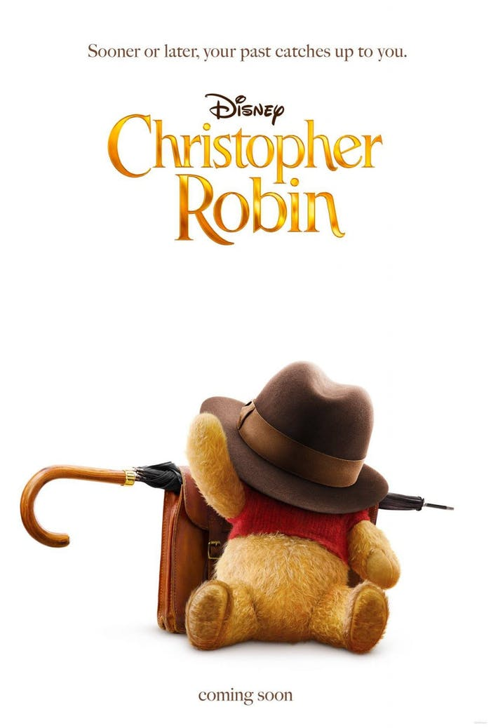 Winnie the Pooh Christopher Robin
