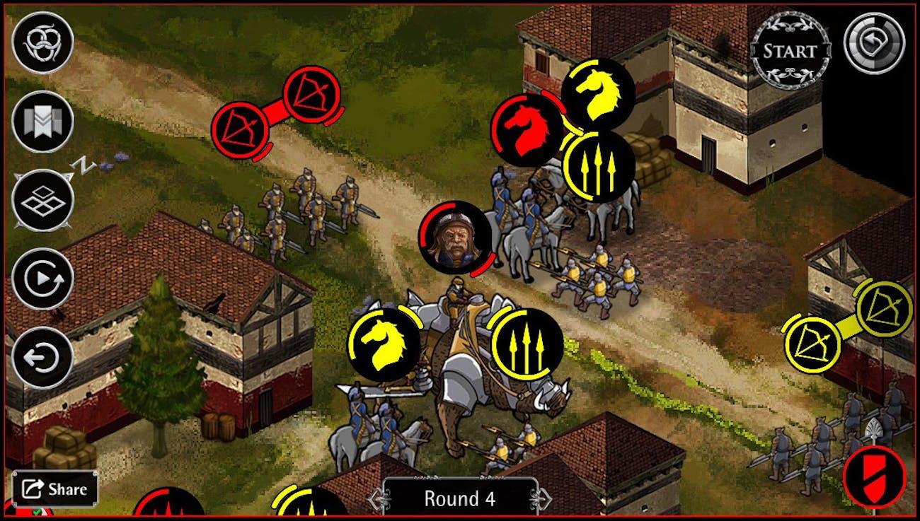 'Ravenmark: Mercenaries'