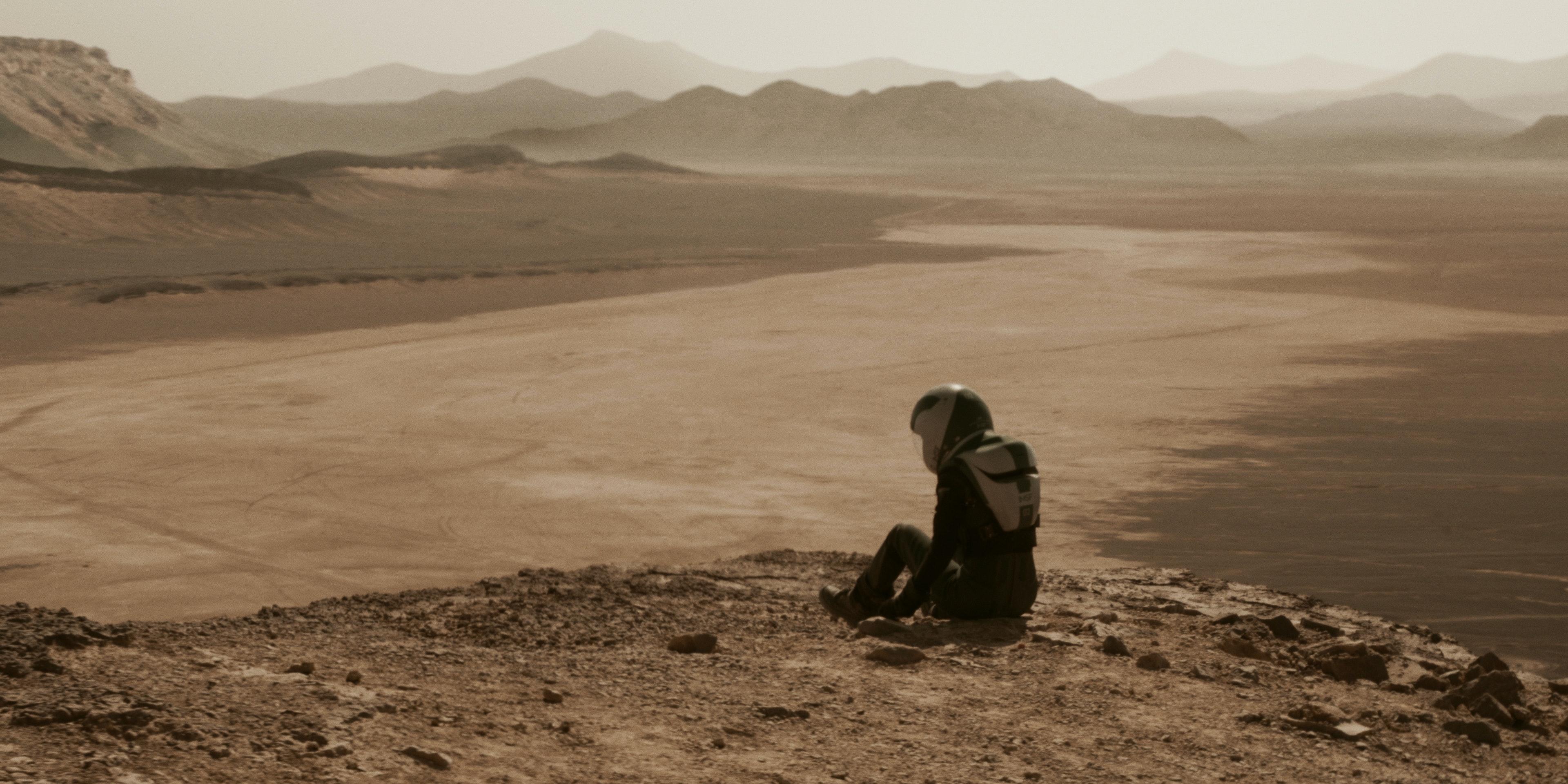 In Light of Insight Lander Success, Nat Geo's 'Mars' Offers Bleak Alternative
