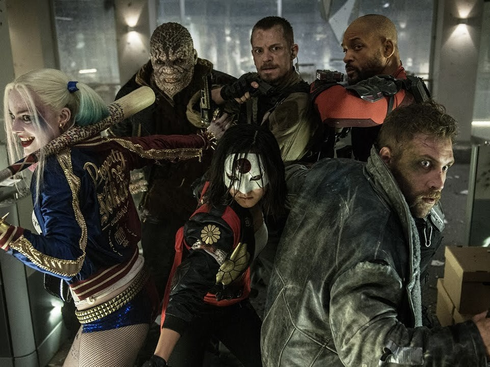 'Suicide Squad' Will Be Even Longer and Louder on Blu-ray