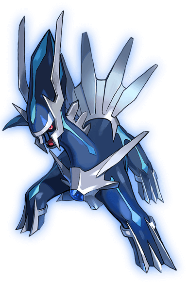 Dialga is the master of Time.