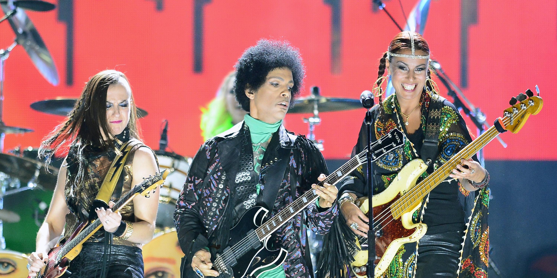 Prince, David Bowie, Death