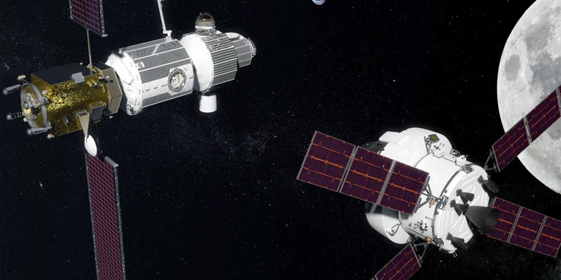 NASA Is Ready to Start Building Its Moon Station