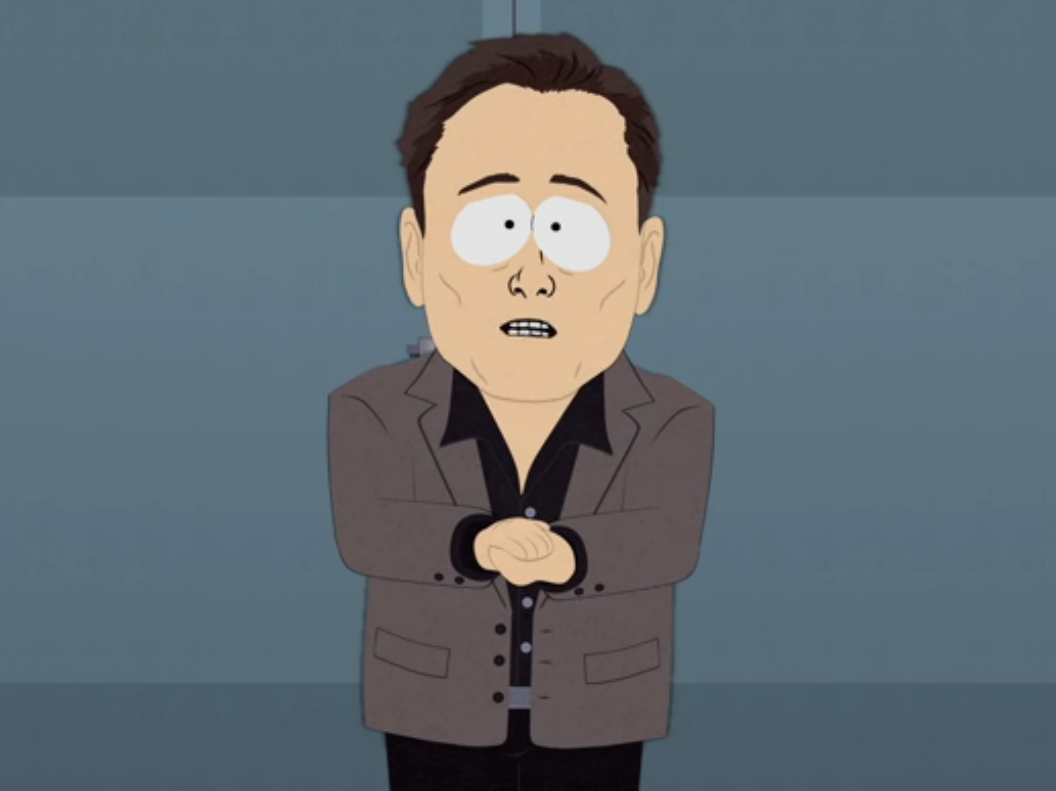 'South Park' Visits SpaceX and Cartman Tries to Go to Mars