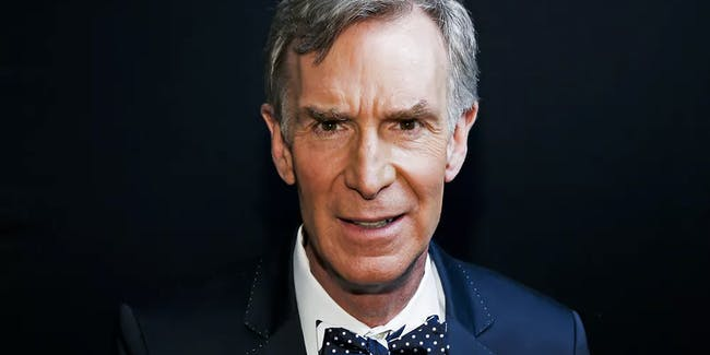 Bill Nye discusses climate change and the Paris Accord at BookCon.