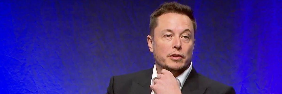 Elon Musk National Governors Association