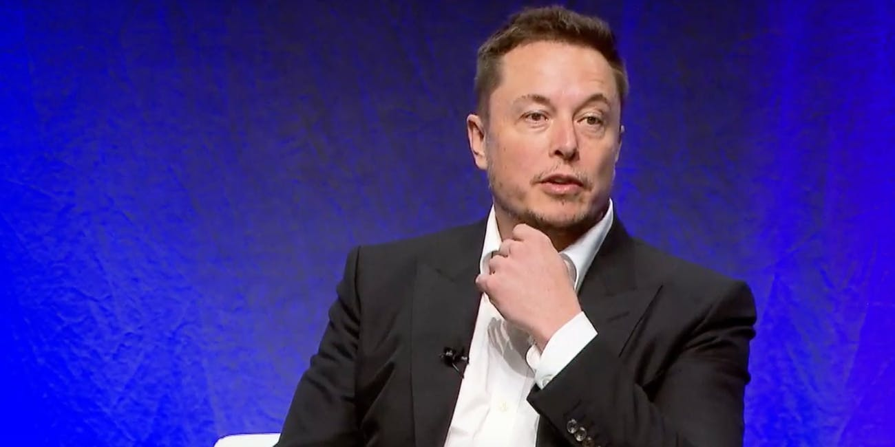 Elon Musk National Governors Association