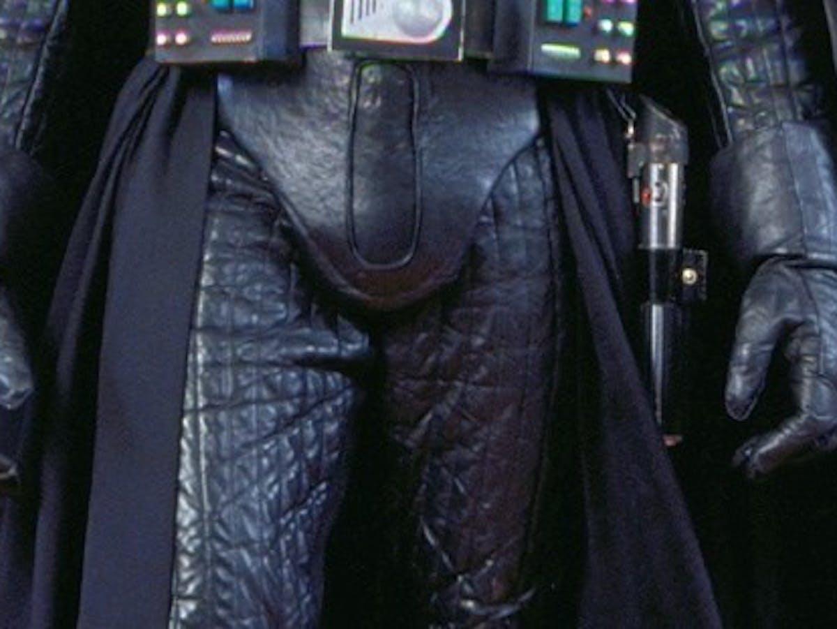Does Darth Vader Still Have a Penis After 'Revenge of the