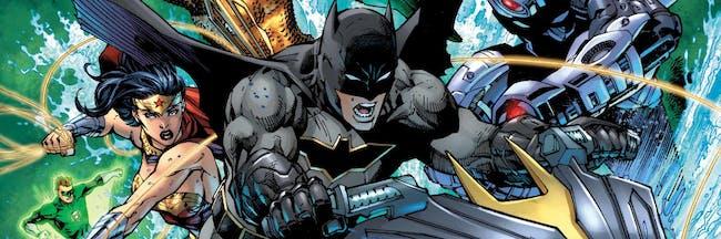 DC Dark Knights Justice League