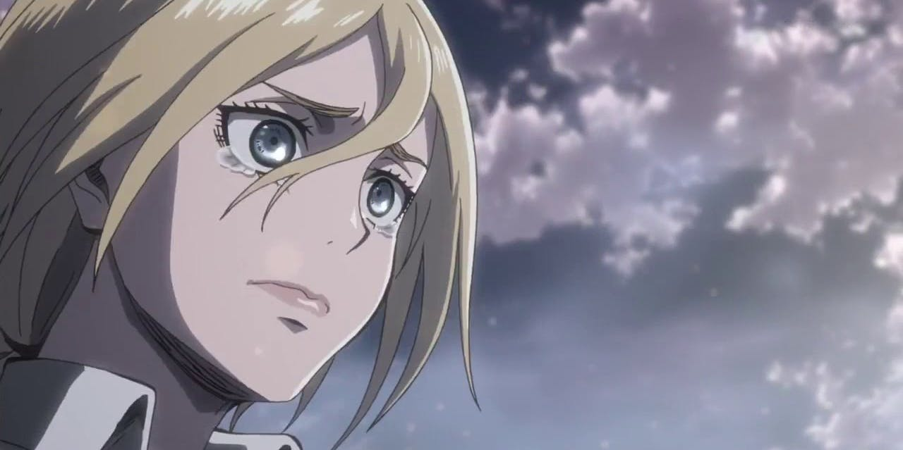 """Christa's secrets are revealed in """"Historia,"""" but they're nowhere near as monumental as Ymir's."""