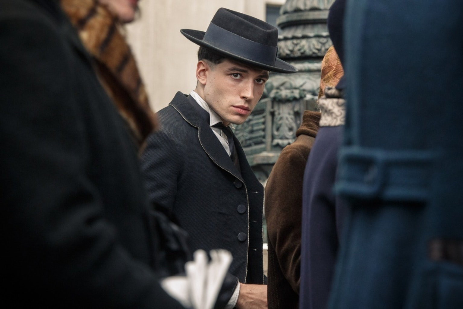 Credence in 'Fantastic Beasts and Where to Find Them'