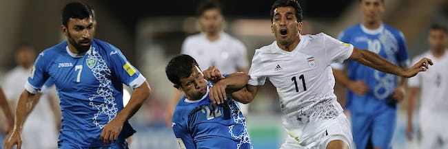 FIFA world cup collision impact concussion players