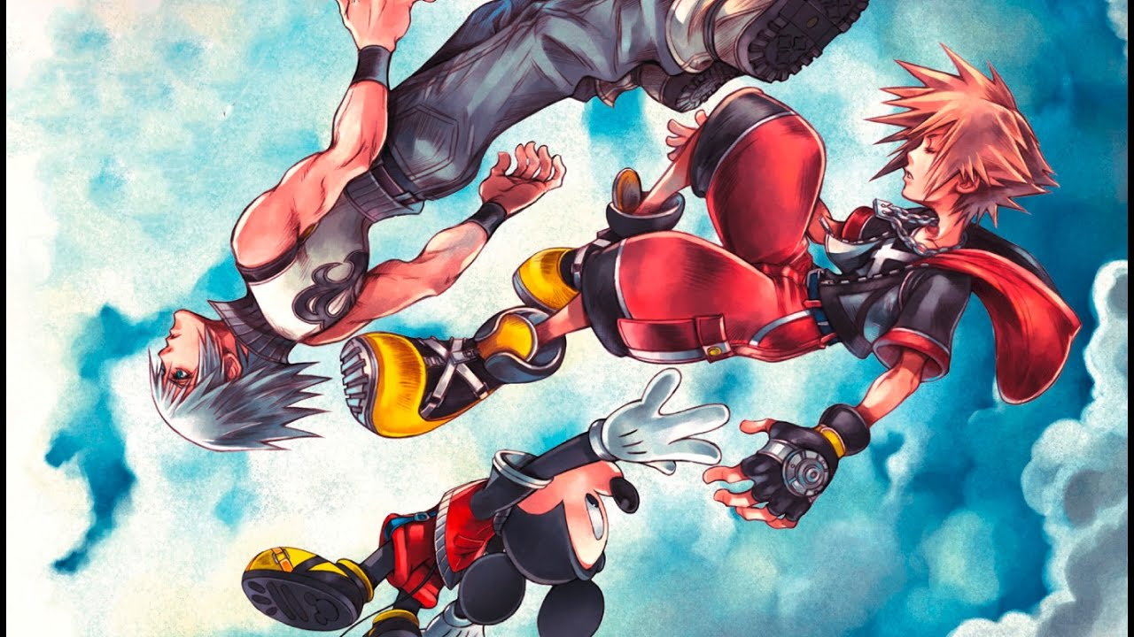 Kingdom Hearts 3' Basically Requires That You Play These Two