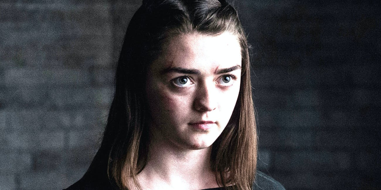 Arya Stark and Nymeria will reunite in 'Game of Thrones' Season 7