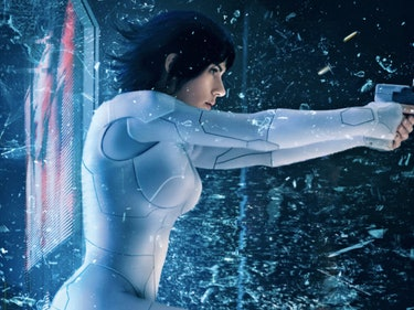 'Ghost in the Shell' Director Defends Scarlett Johansson Casting