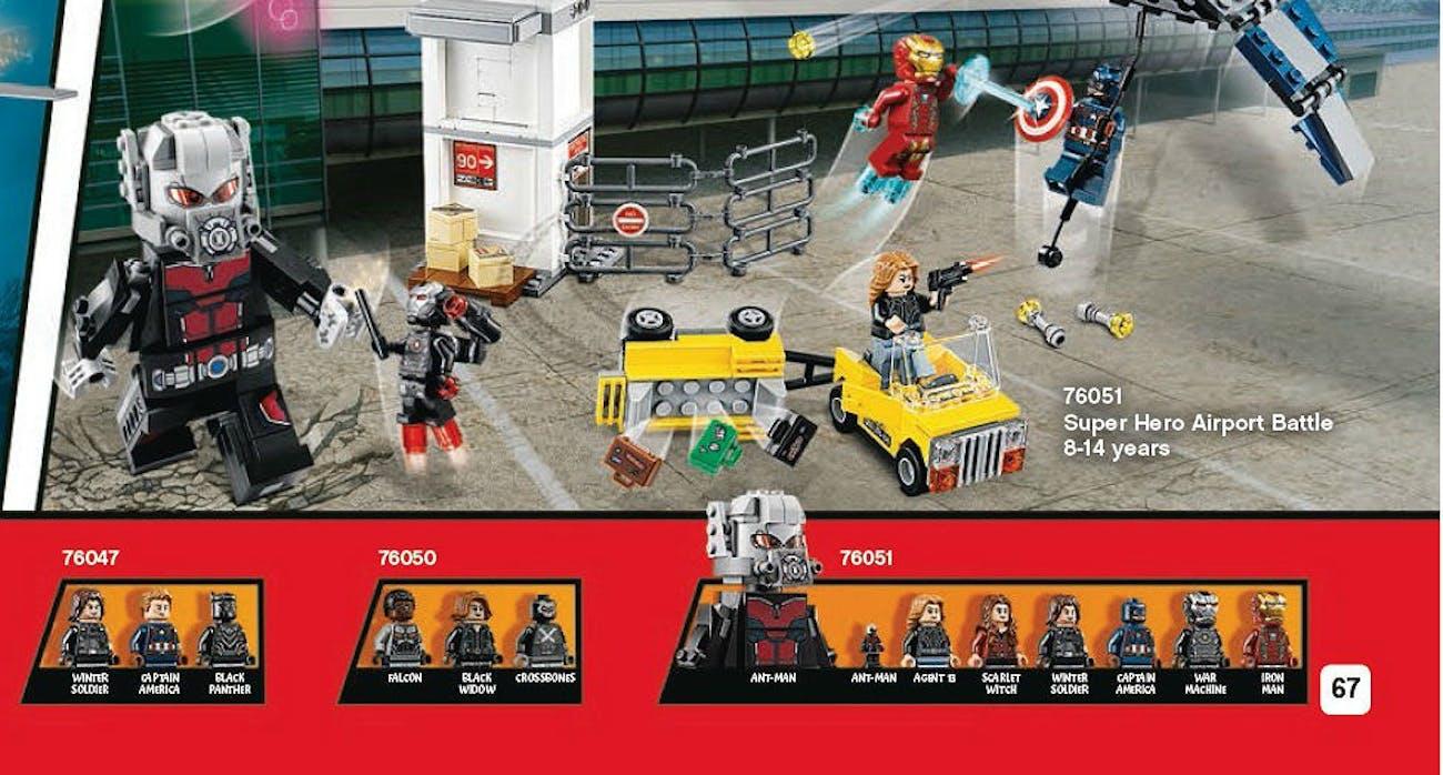 Captain America: Civil War' TV Spot Reveals Ant-Man's Secret Weapon