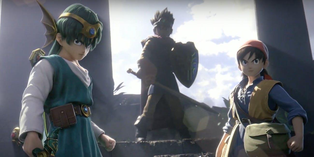 Dragon Quest Nintendo Smash Bros
