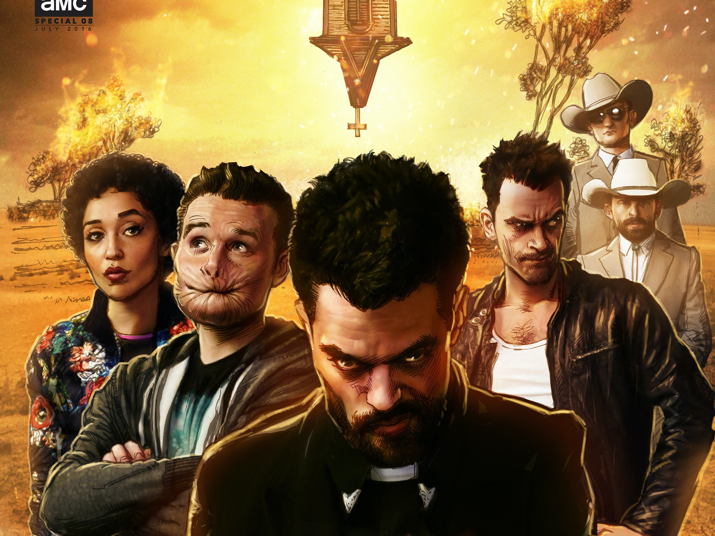5 Loose Ends We Need Tied Up in AMC's 'Preacher' Finale