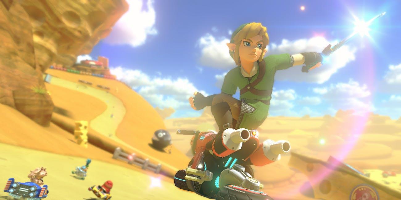 The Best Tracks in 'Mario Kart 8 Deluxe' | Inverse