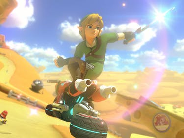 The Best Tracks in 'Mario Kart 8 Deluxe'