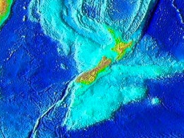 'Zealandia' Brings Earth's Continent Total Up to 8