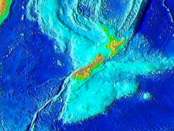 Zealandia may soon be considered the world's eighth continent.