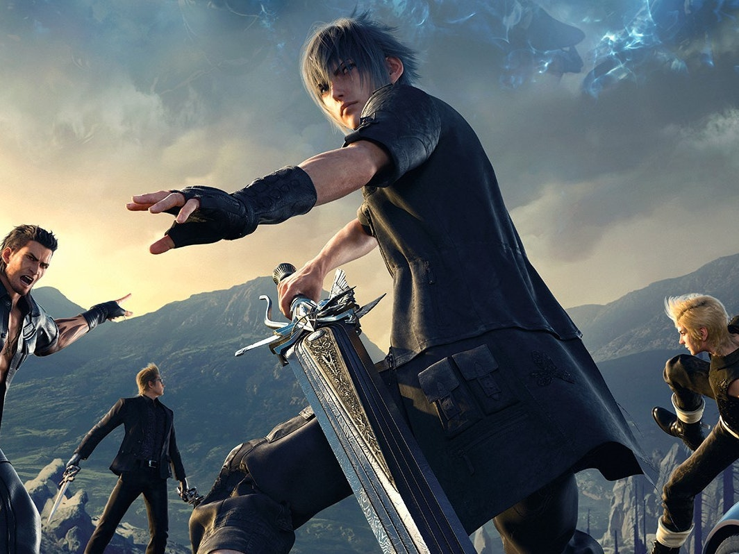 Everything You Need to Know About 'Final Fantasy XV'