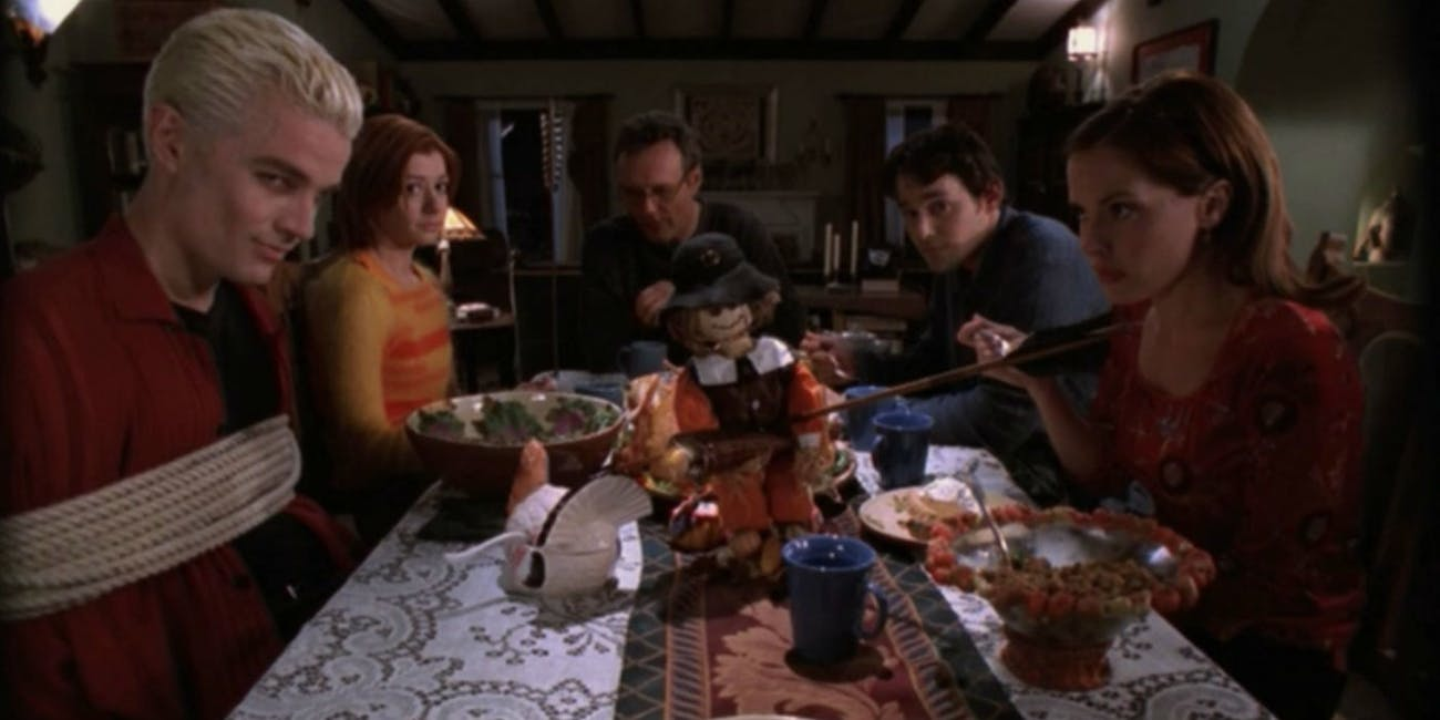 Buffy the Vampire Slayer Thanksgiving episode