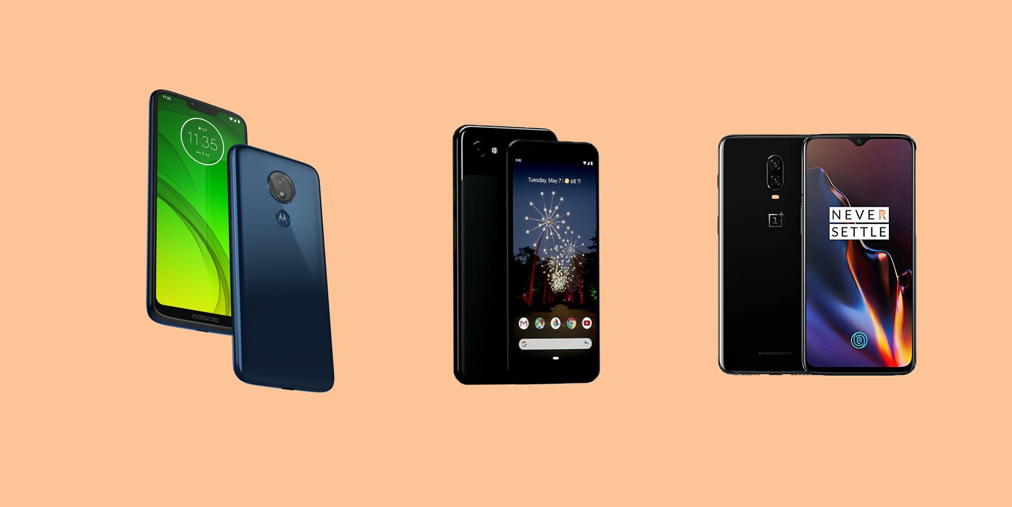 Pixel 3a vs Moto G7 Power: Best Budget Smartphones With Premium Features