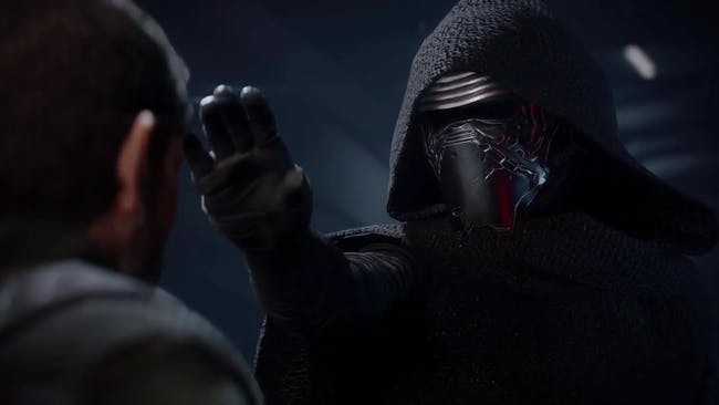 We finally learn what happens when Kylo Ren enters somebody's mind.