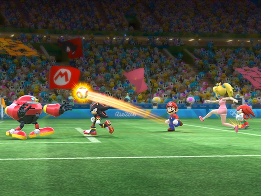 A Definitive Ranking of All the Mario and Sonic at the Olympics Games