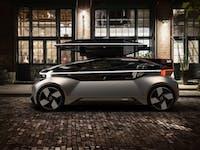 Volvo 360 autonomous car